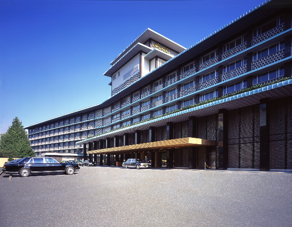 Hotel Okura Tokyo. Photo courtesy of Okura Hotels & Resorts