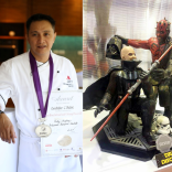 Marriott Manila's chocolatier reaps silver at HOFEX
