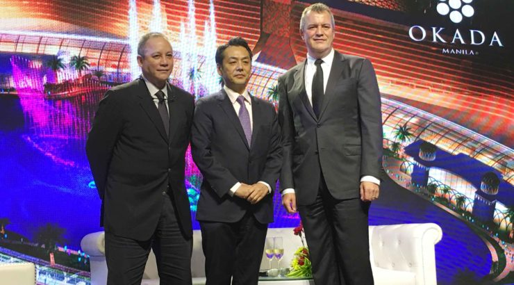 $2.4 billion project of Tiger Resort launches Okada Manila as the property name of its integrated resort