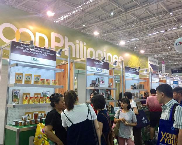 16 PH firms bag US$23 4 export sales at Food Taipei
