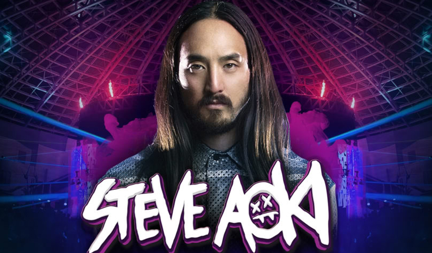 International DJ Steve Aoki to open Cove Manila