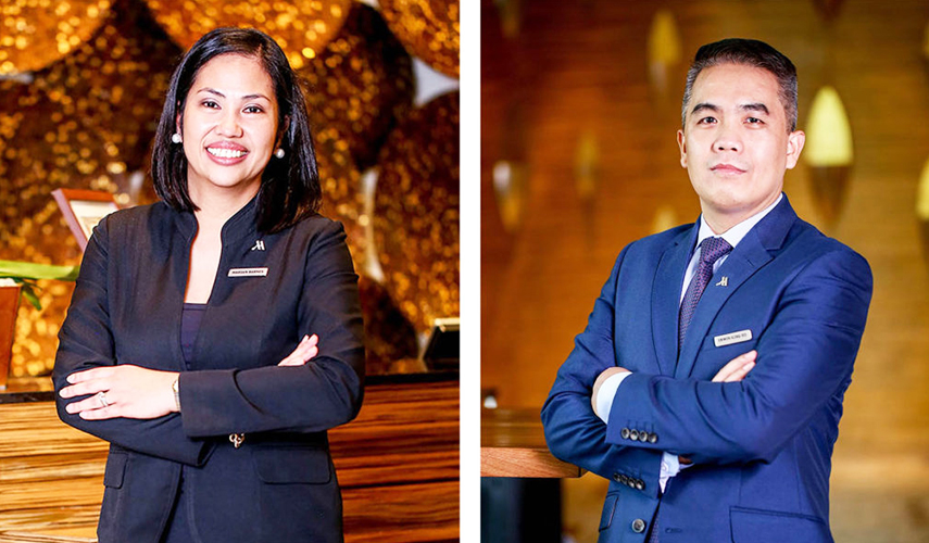 Photo of new Hotel Manila Executives