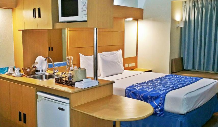 Room interior - Microtel Davao