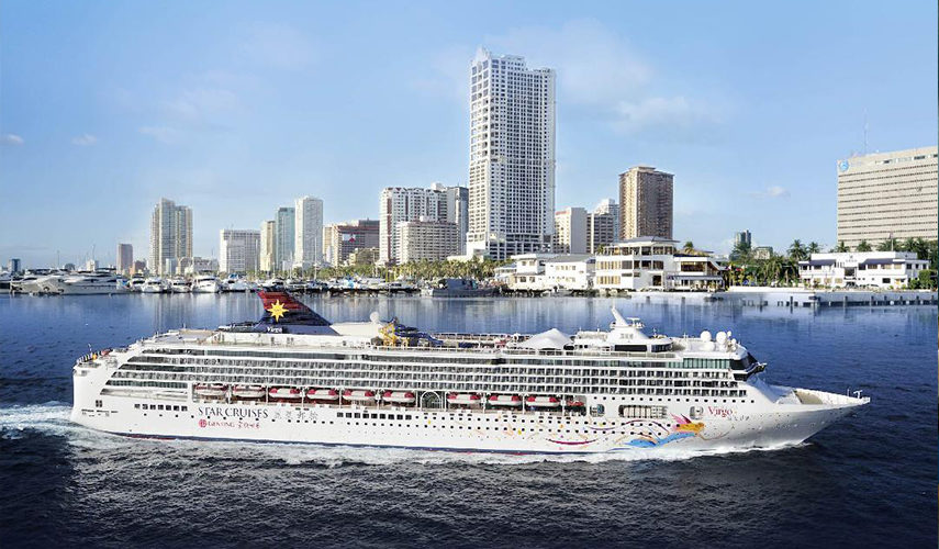 Photo of Superstar Virgo cruise ship