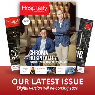 Hospitality News Philippines Latest Issue November 30, 2018